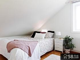 复式楼小卧室装修样板房