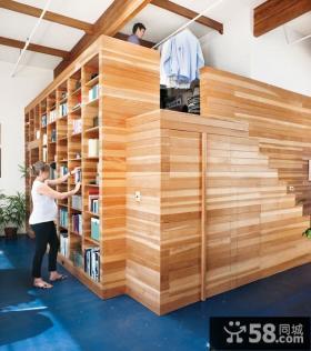 45平小户型收纳家具 阁楼装修效果图