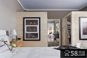 15万打造温馨欧式风格小户型卧室吊顶装修效果图