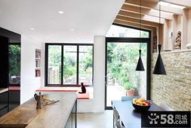 别墅厨房家具图片欣赏