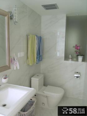 2013家庭卫生间装修图片