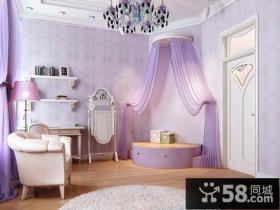12万打造唯美温馨的室内欧式客厅装修效果图