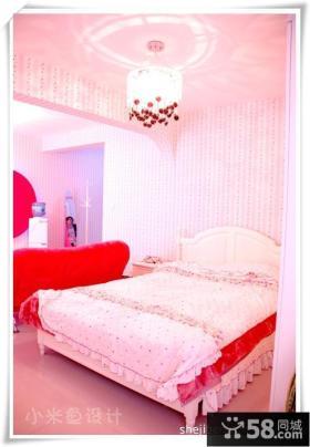 婚房卧室吊顶装修效果图