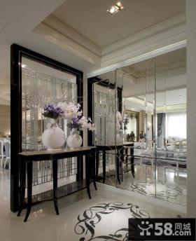 欧式简约别墅室内设计效果图欣赏