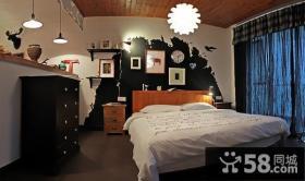 45平小户型卧室装修效果图大全2012图片