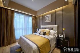 现代时尚三居室家装设计效果图