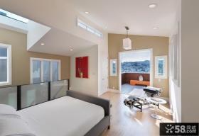 优质卧室阳台装修效果图大全2013图片欣赏