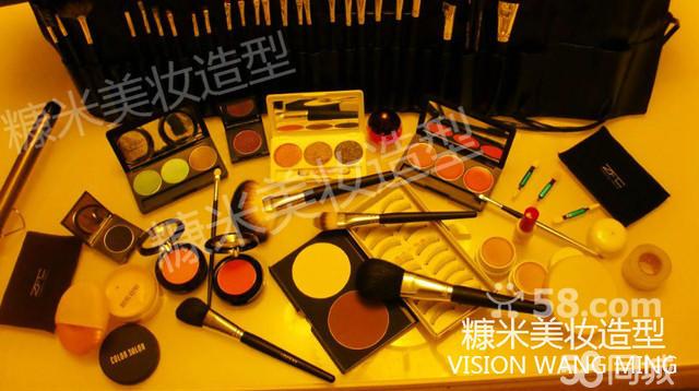 新娘 造型/糠米美妆造型专业化生活妆,舞台装,新娘跟妆