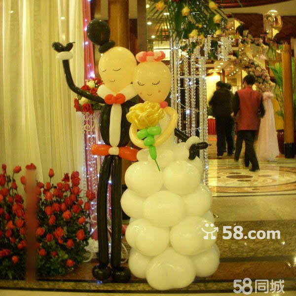 背景 装饰/气球婚礼、婚房布置、舞台背景、店铺装饰